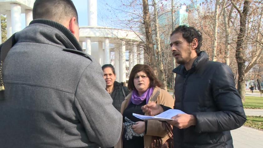 Раселените од конфликтот во 2001 стравуваат дека ќе останат на улица