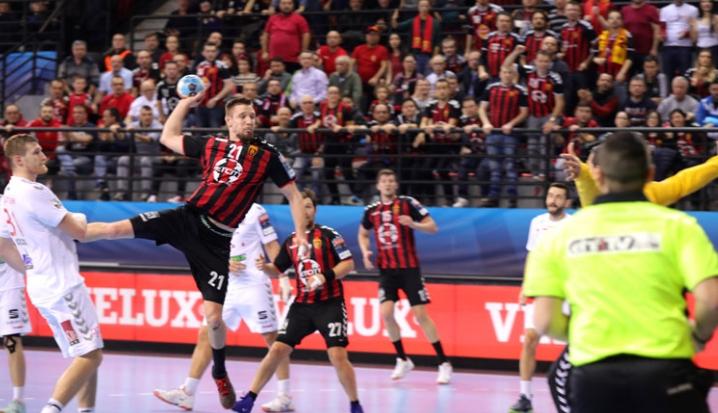 """""""Газење"""" со стил: Втор пат совладан Загреб, вардарци се во четвртфиналето"""