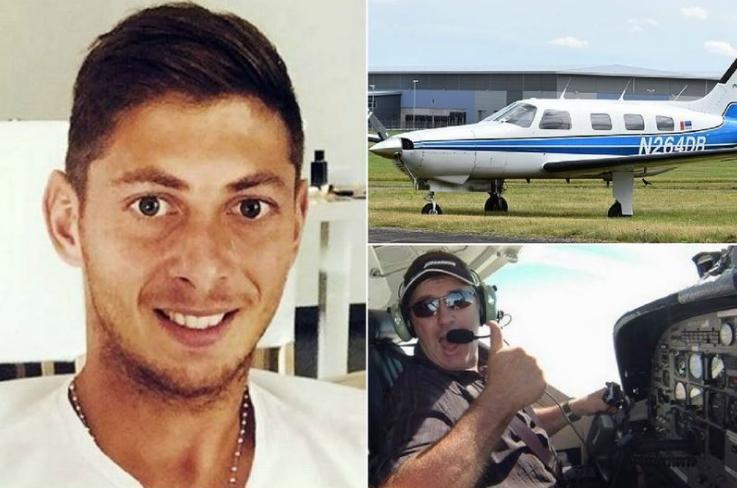 Пронајдено е само телото на Сала: Пилотот го нема, но направил сè за да го спаси авионот и да избегне пад