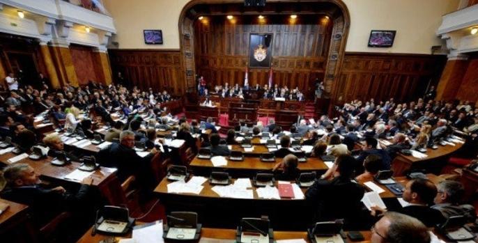 Српската опозицијата од утре почнува со бојкот на работата на Собранието