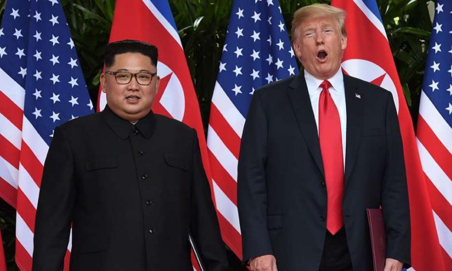 По информациите дека е влошено здравјето на Ким, се огласи Трамп