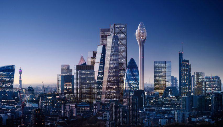 Лондон наскоро ќе добие нова кула висока 305 метри