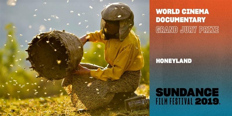 """Македонскиот филм """"Медена земја"""" прогласен за најдобар светски документарец на """"Санденс"""""""