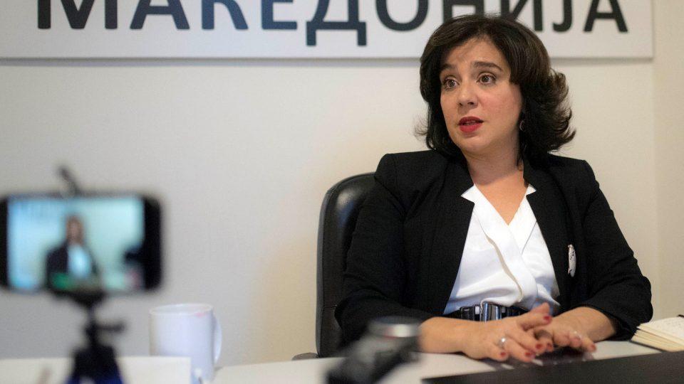 Уранија Пироска до Заев: Гнасно, толку од прифаќањето на различностите