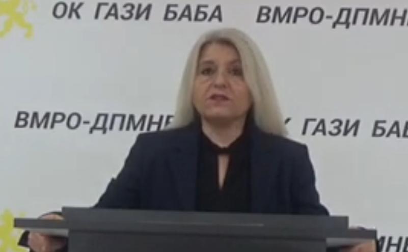 ВМРО-ДПМНЕ во Гази Баба издејствува: Надоместок за градинка, ужинка и екскурзии за децата на припадниците на безбедносните сили од 2001-ва година
