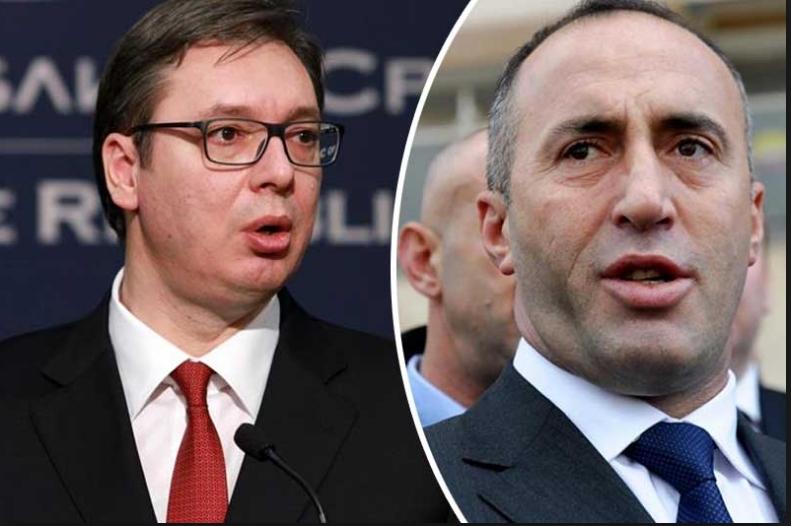 """Харадинај до Вучиќ: Треба да го признаете Косово за да спречите создавање на """"Голема Албанија"""""""