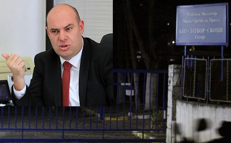 Контрадикторност: Од затворот тврдат дека екс-министрите провоцирале, директорот признава дека допрва ќе се прави истрага