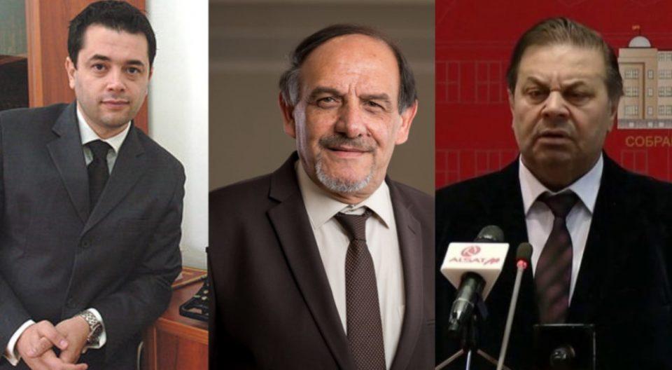 Амди Бајрам, Филип Петровски и Самка Ибраимовски почнаа да собираат потписи