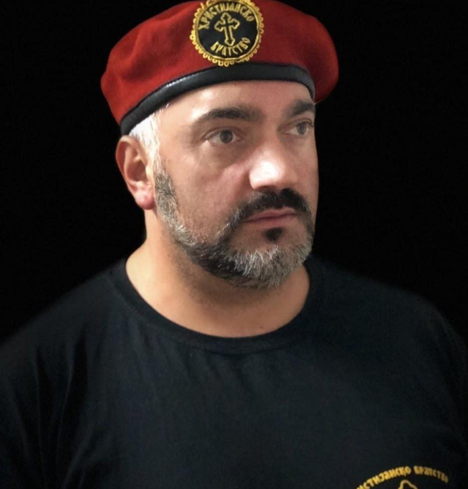 Поради отворени смртни закани кон Заев уапсен е водачот на Христијанско братство