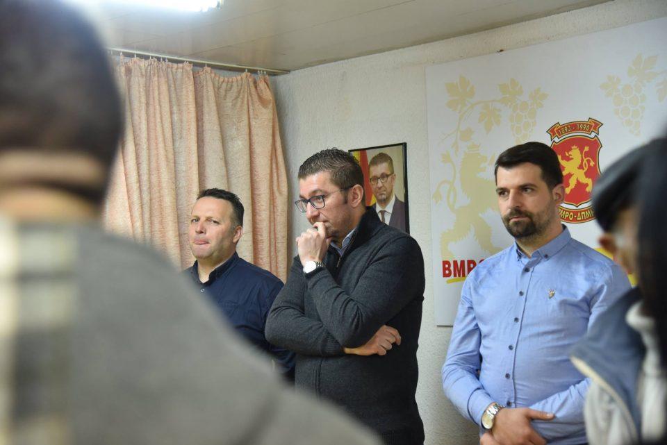 Мицкоски: Македонија ќе ја победи неправдата и ќе се избориме за заедничката иднина