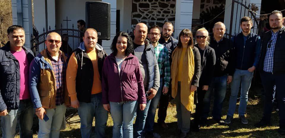 Орце Ѓорѓиевски денеска во посета на Ранковце и Паланечко