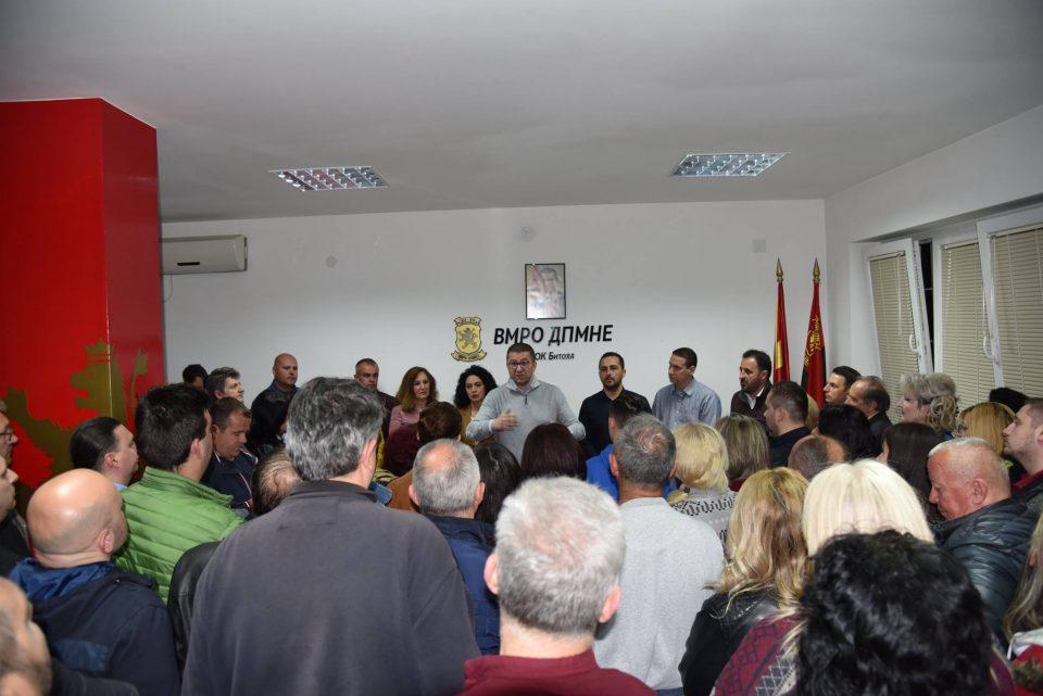 Мицкоски од Битола: Победата лежи во поразот на заевизмот