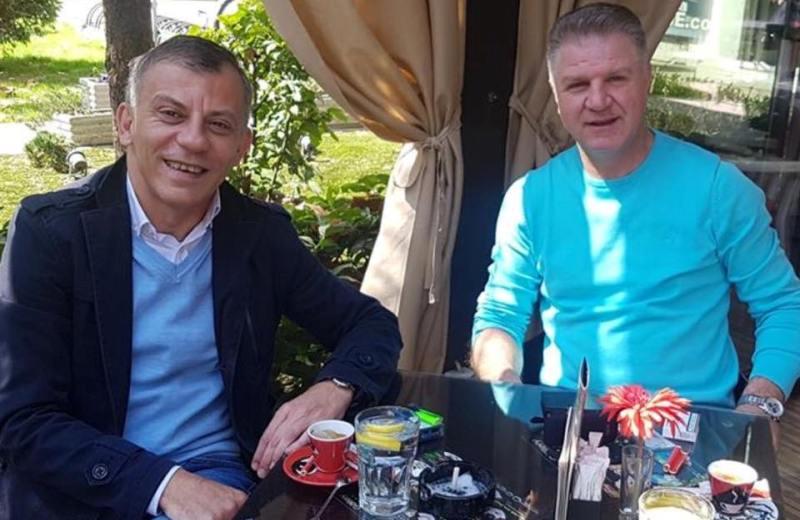 Швајцарија вложува, Џафероски мува не го лази- си пие кафенце додека Македонија гори (ФОТО)