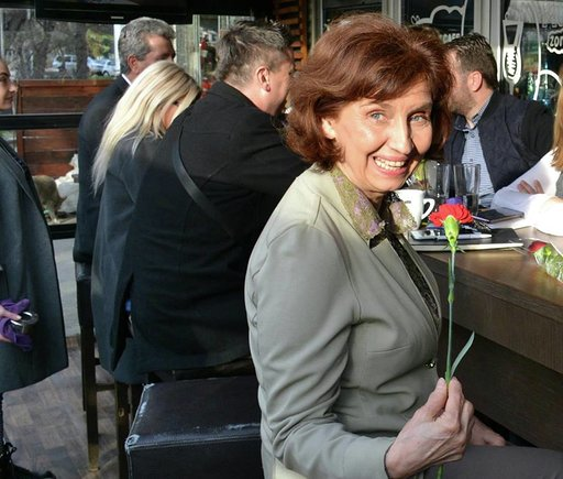 Силјановска:  Жените не сакаат цвеќе и празни честитки еден ден во годината, тие бараат еднакви можности во сите општествени и јавни сфери