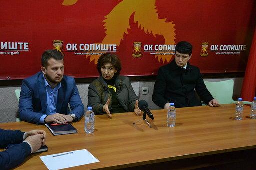 Силјановска во посета на Сопиште: Во Македонија авторитаризмот има име Заевизам, а од демократијата нема ниту траг