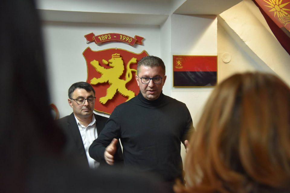 Мицкоски: Денес на дело граѓаните го видоа Заевизмот, со сета своја бруталност и неправда