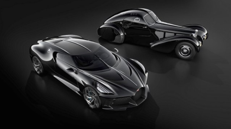 Тој е најскапиот нов автомобил на сите времиња, а однапред беше продаден: Еве колку чини новото Бугати Ла Војтур Ноар