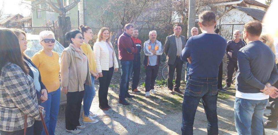 Tеренските посети на ВМРО-ДПМНЕ продолжуваат- Неопходна е промена на оваа криминална власт предводена од Зоран Заев