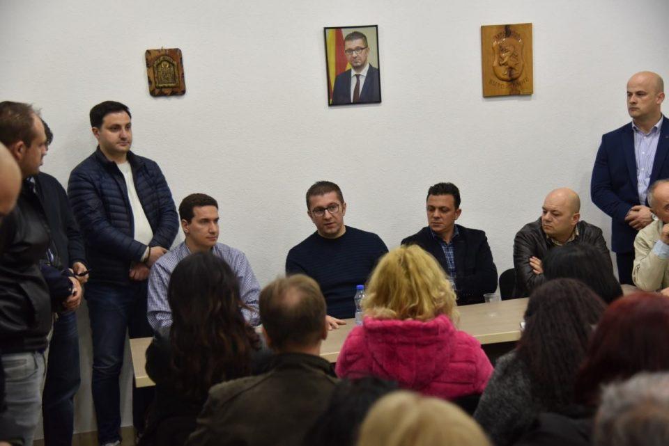 Мицкоски до Заев: Што оставивте да ви завидуваме, за криминалот и корупцијата ли што ги донесе Заевизмот
