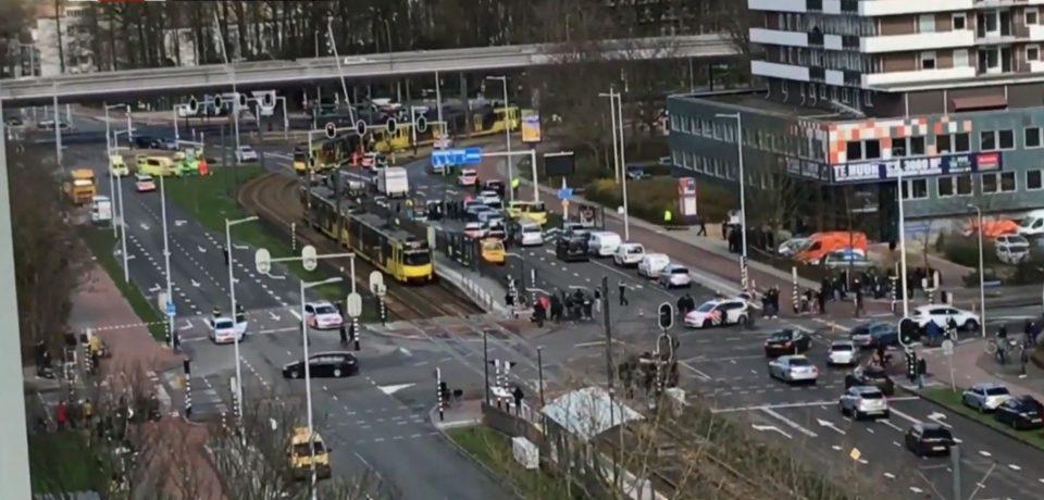 Најмалку тројца загинати при нападот во Утрехт