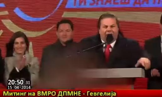 Бајрам за Пендаровски на минатите избори: Го лапнавме како сарма во Шутка (ВИДЕО)
