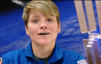 Астронаутка пораснала пет сантиметри за три месеци престој во вселената