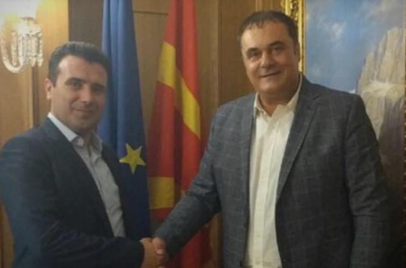 Вучиќ: Советникот на Заев, кој го протеравме од Белград, крадеше гаќи во Америка