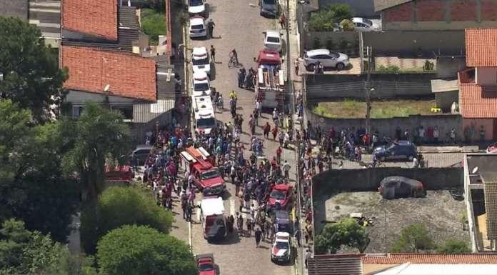 Хорор во Бразил: Тинејџери убија 5 деца, пукале на големиот одмор, а потоа се самоубиле