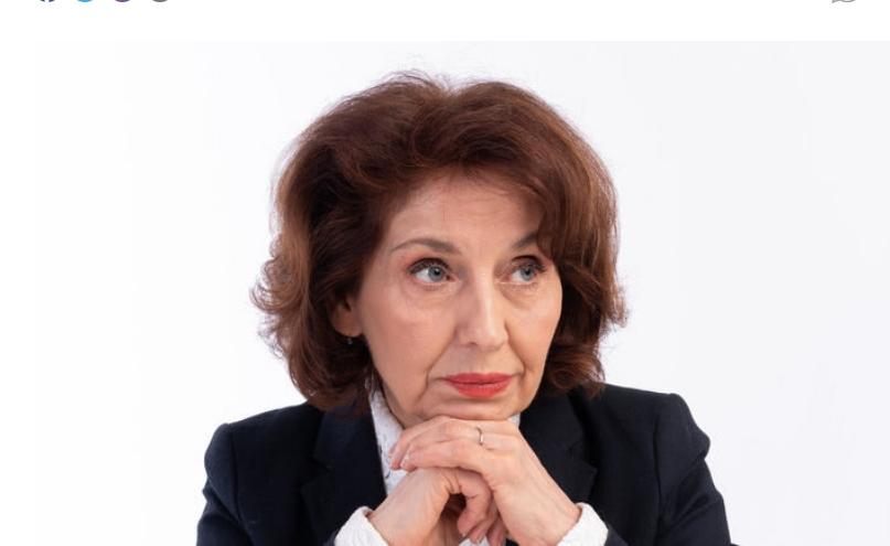"""Гордана Силјановска Давкова за словенска """"Демократија"""": Мигрантите мора да се вратат, нашите деца мора да останат!"""