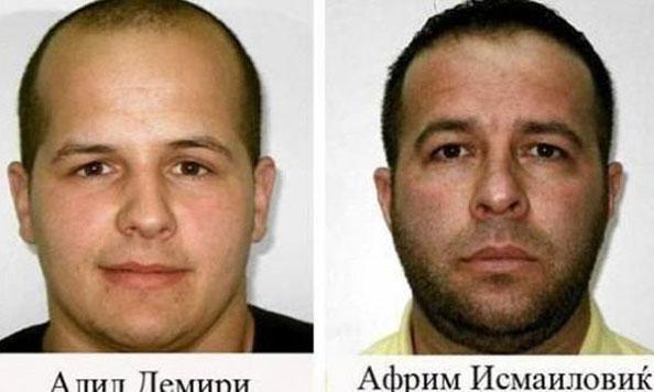 """Косово вели не знаат каде се Демири и Исмаиловиќ, обвинетите во """"Монструм"""""""