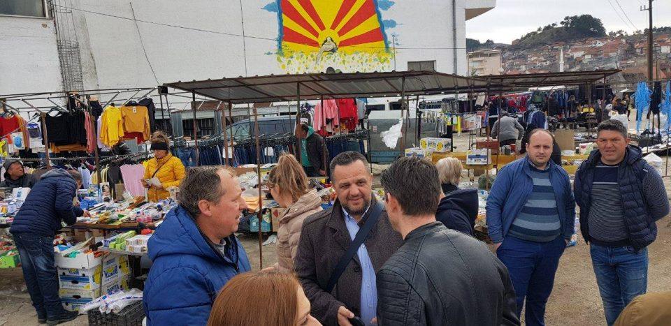 Димовски од Делчево: Пораката е на 21 Април да гласаме за новиот претседател на Република Македонија Гордана Силјановска Давкова