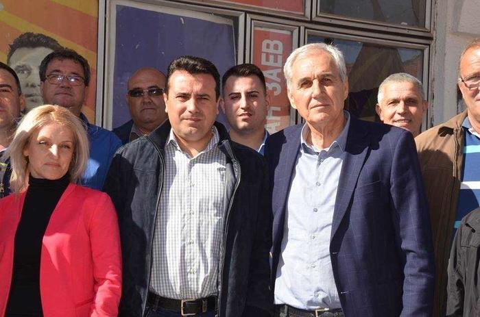 СДСМ го откри кандидат за градоначалник на Ново Село