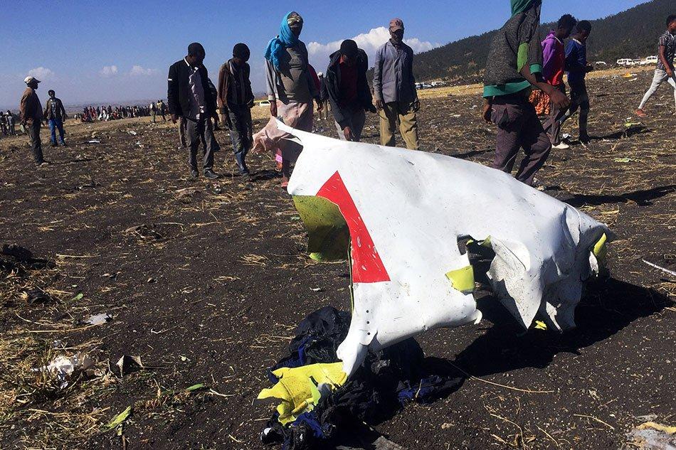 """Црните кутии од авионот на """"Етиопиан Ерлајнс"""" испратени во Париз"""