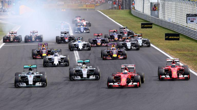 """Формула 1 го продолжи договорот со """"Големата награда на Австрија"""""""