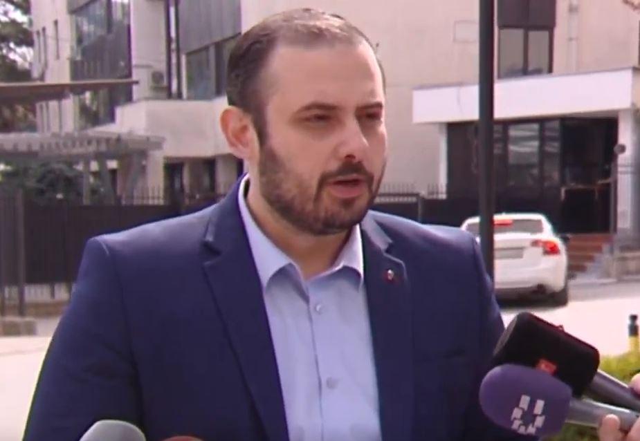 Ѓорѓиевски: Спасовски и СДСМ во МВР на позиции држат лица против кои се води крвична постапка за тешки кривични дела против човечноста