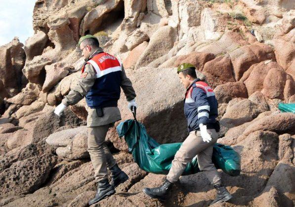 На брегот на Лезбос најдено тело на девојче