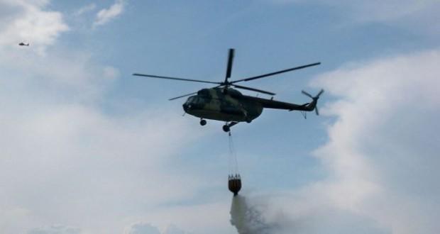 Направени 12 летови и исфрлени 30 тони вода: Уште се активни пожарите во Јабланица и Крушево