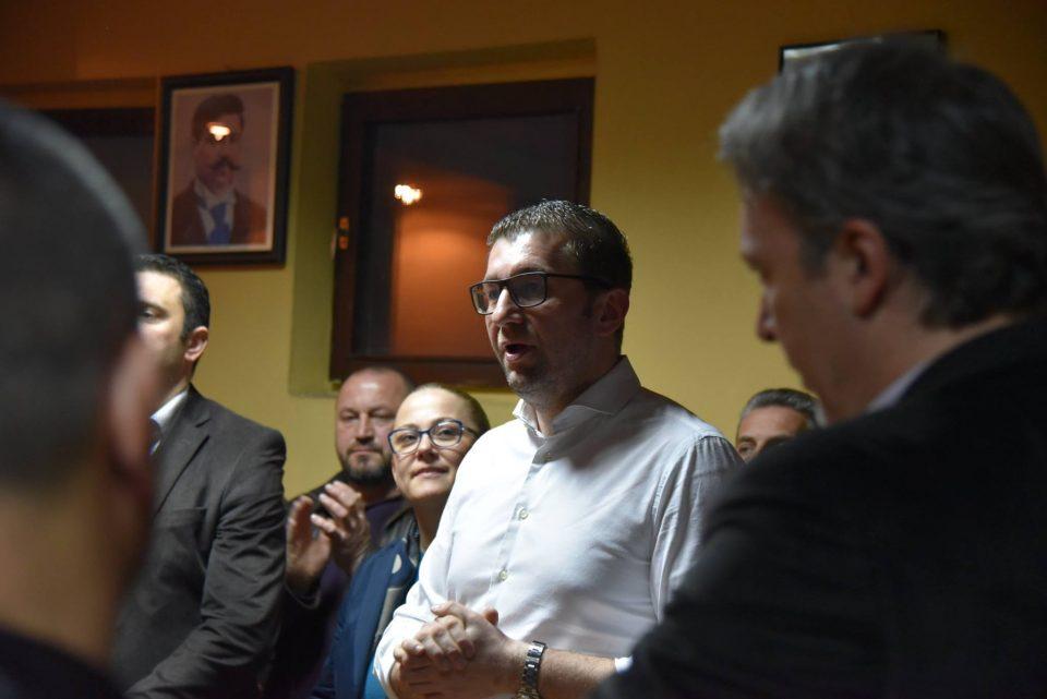 Мицкоски од Гостивар: 21 април е датумот кога ќе се одлучува за иднината на Македонија и ќе се порази Заевизмот