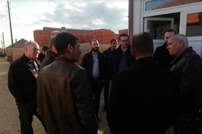 Претставници на ВМРО-ДПМНЕ во посета на граѓаните низ неколку градови во Македонија