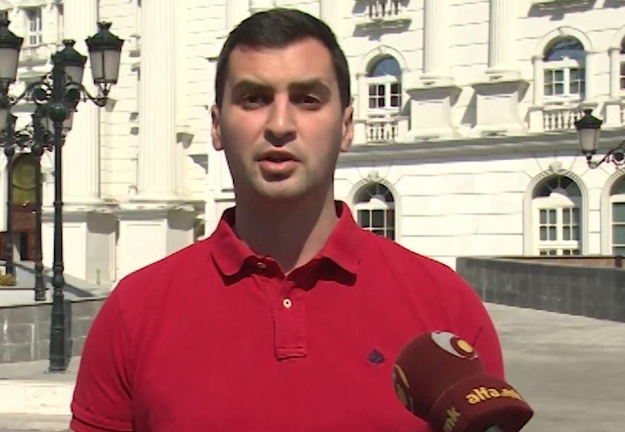 Јаулески: ВМРО-ДПМНЕ со намалувањето на партиципацијата за студентите им овозможи на голем број млади да се запишат на факултет