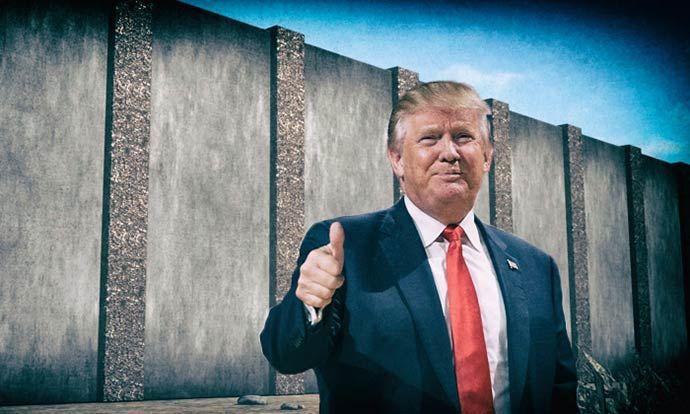 Пентагон ќе одвои милијарда долари за изградба на ѕидот на Трамп