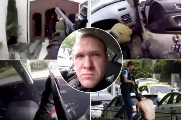 Напаѓачот од Нов Зеланд пред нападот слушал српска песна, а на оружјето имал испишано имиња на српски борци (ВИДЕО)