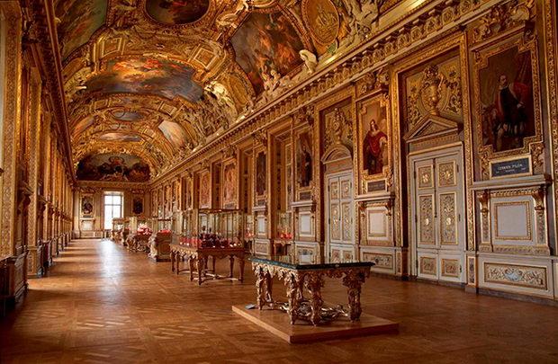 Лувр – најпосетуваниот музеј во светот