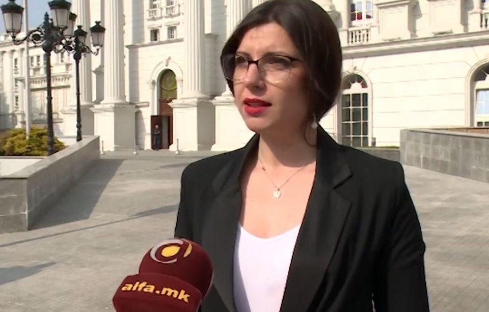Славева: Во моментов се случува окупација и узурпација на брегот на Охридското Езеро, а власта премолчува и не презема ништо
