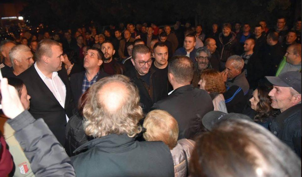 Мицкоски од Струмица: Нека одмори бентлито на власта, ние  ќе ја обиколиме цела Македонија