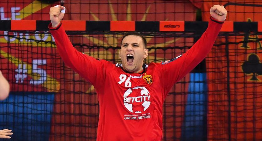 Милосављев е нај-голман во осминафиналето на ЛШ, а има и една топ-одбрана