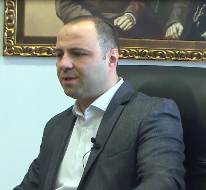 """Мисајловски за Курир: За мене само """"Северна"""" е трибината на градскиот стадион изградена од ВМРО (ВИДЕО)"""