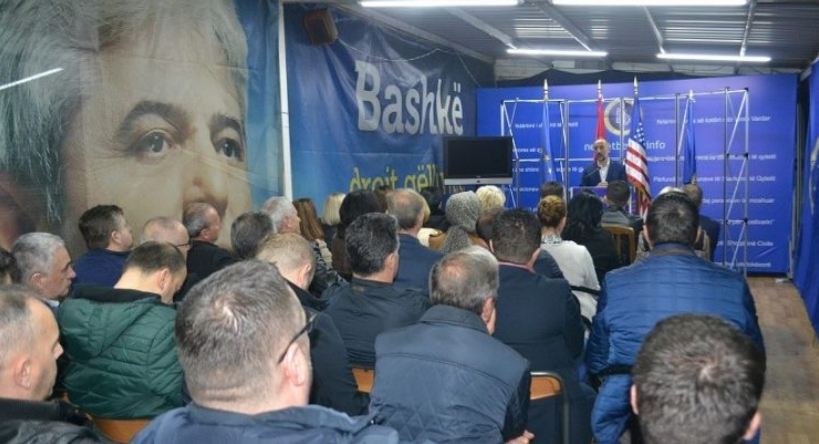 БЕЈТА: Парламентот и владата зборуваат албански, претседателството ќе дише албански!