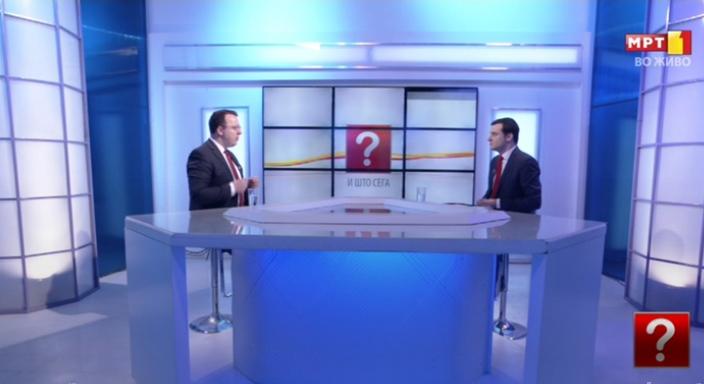 Николовски: Апсолутно сметам дека водиме и дека ќе победиме на престојните претседaтeлски избори