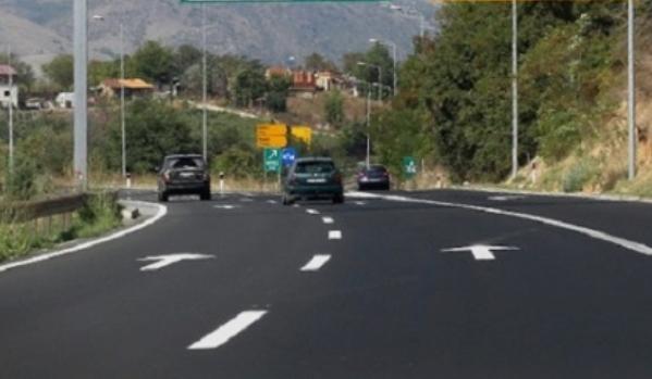 Зголемен интензитет на сообраќај на патните правци